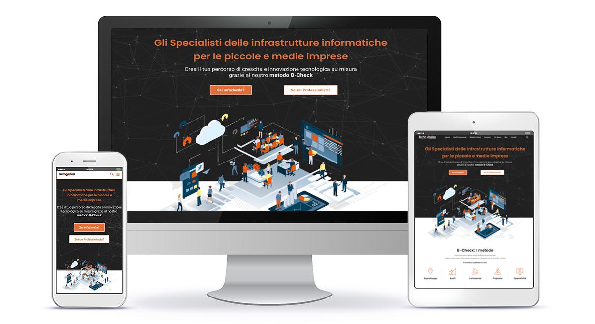 Nuovo sito Technoinside