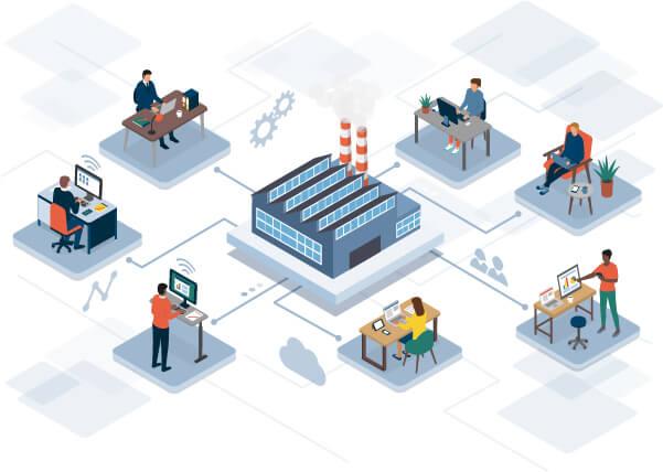 Soluzioni di Smart Working Dynamic Control - Technoinside