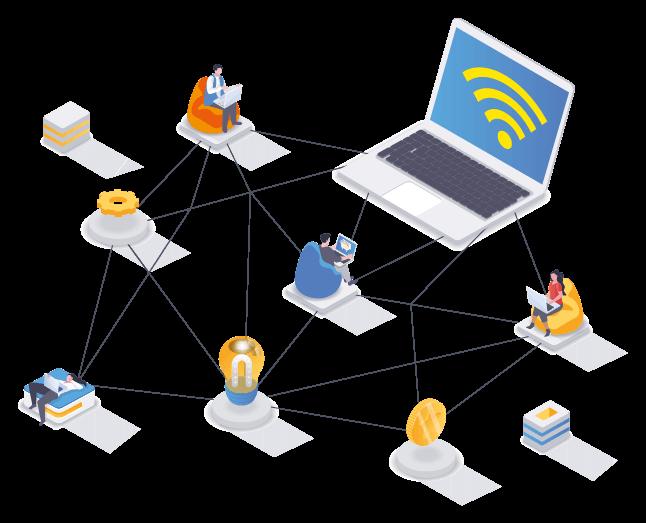 Soluzioni di Networking e Wi-fi - Technoinside